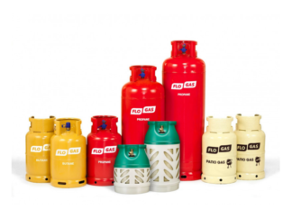 BBQ Gas & Gas Canisters